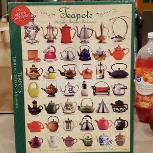 Eurographics Teapot Puzzle